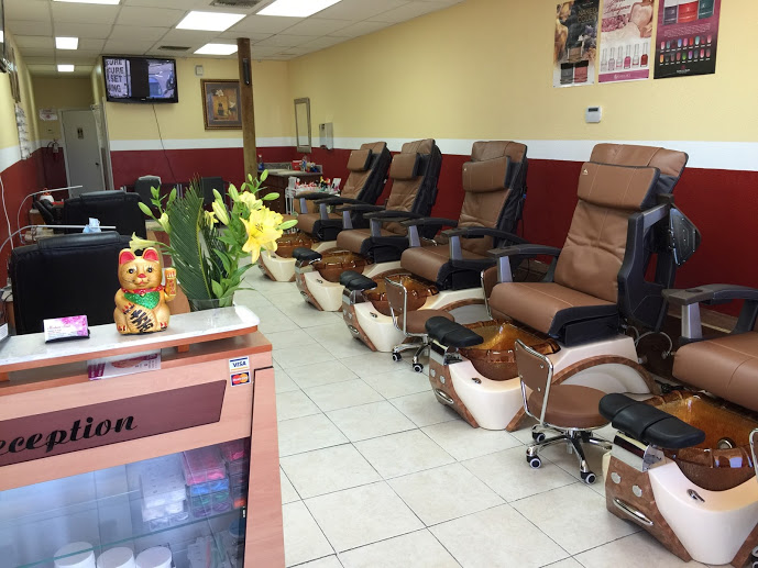 Salon photo nail salon galveston nail salon 77551 for Photo salon moderne
